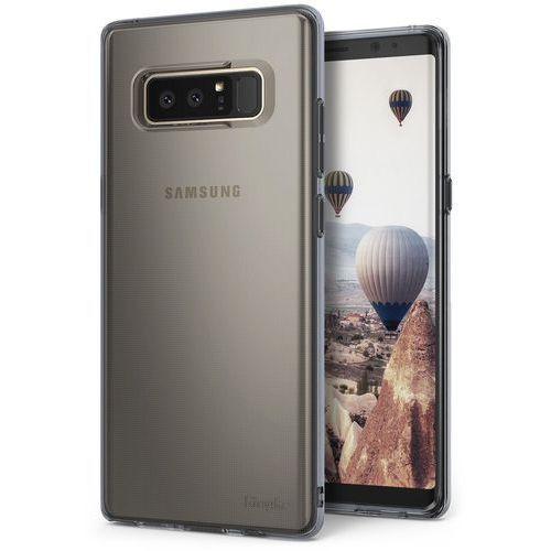Etui Ringke Air Samsung Galaxy Note 8 Smoke Black (8809550344327)