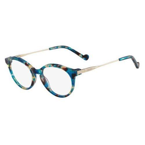 Okulary korekcyjne lj2678 311 marki Liu jo