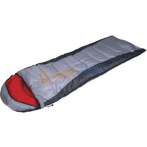 Śpiwór z kapturem Outlast Spokey (szary) - produkt dostępny w SPORT-SHOP.PL