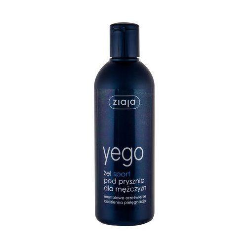 Ziaja 300ml yego sport żel pod prysznic dla mężczyzn (5901887019763)