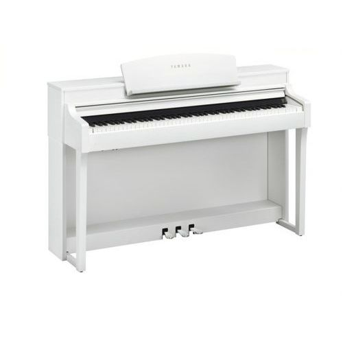 Yamaha CSP 150 WH Clavinova pianino cyfrowe (kolor: biały)