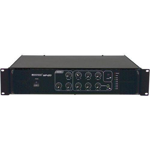 Wzmacniacz Omnitronic MP-120