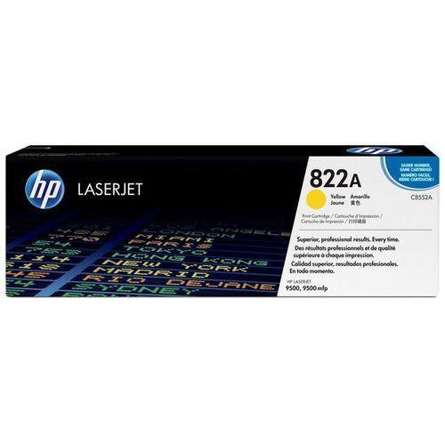 Wyprzedaż oryginał toner 822a do color laserjet 9500 | 25 000 str. | yellow marki Hp