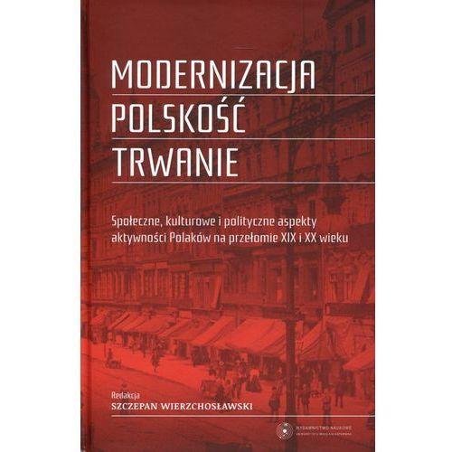 Modernizacja Polskość Trwanie (2016)