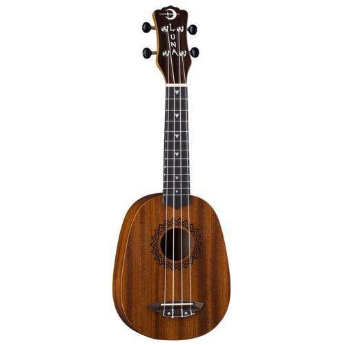 uke vintage mp - ukulele koncertowe marki Luna