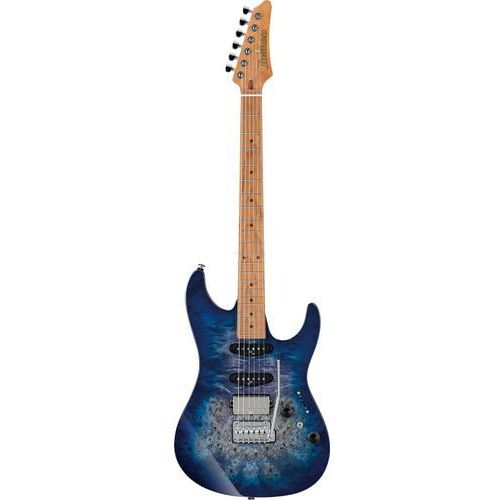Ibanez az226pb-cbb cerulean blue burst premium gitara elektryczna