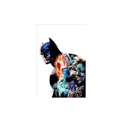 Justice League Of America The Rebirth Deluxe Edition Book 1