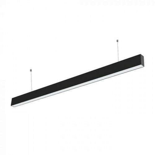 LED Żyrandol na lince SAMSUNG CHIP 1xLED/40W/230V czarny