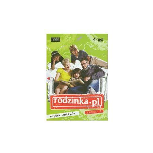 Rodzinka.pl sezon 2. Darmowy odbiór w niemal 100 księgarniach!