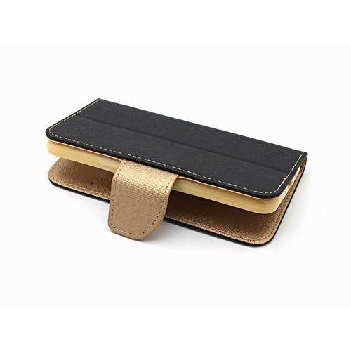 ETUI Huawei P20 Lite Fancy - czarno złoty