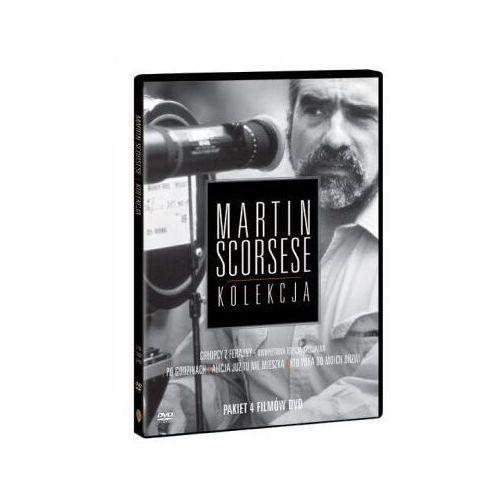 Martin scorsese . kolekcja (dvd) - martin scorsese darmowa dostawa kiosk ruchu (7321909597501)