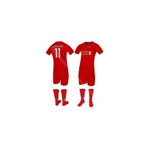 Fabrik Salah - liverpool - strój komplet piłkarski ze skarpetami bs sport