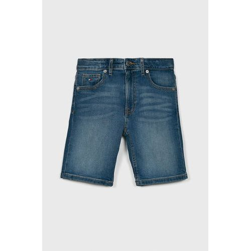 - szorty jeansowe dziecięce 128-176 cm marki Tommy hilfiger