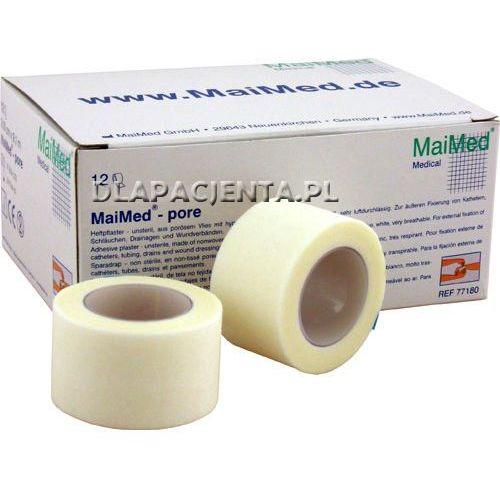 Maimed pore - przylepiec włókninowy w kolorze białym 9,1mx12,5mm