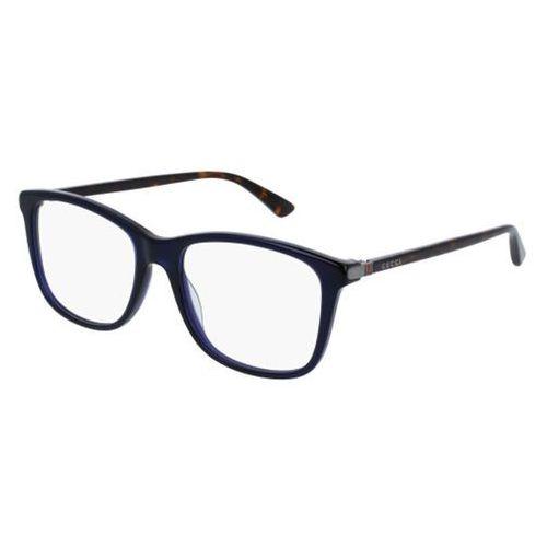 Okulary korekcyjne gg0018o 007 marki Gucci
