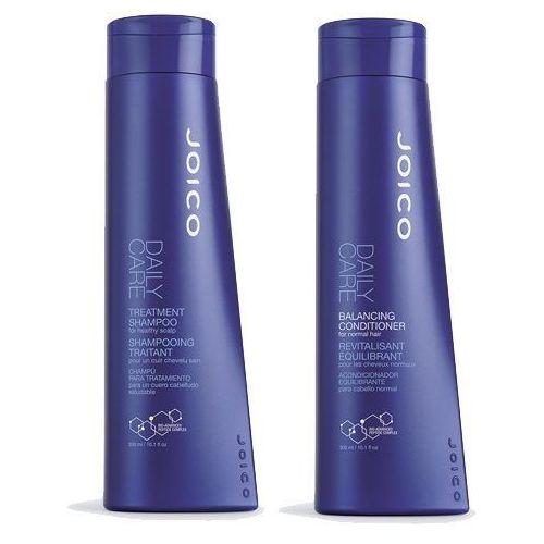 Joico daily care treatment | zestaw szampon + odżywka do wrażliwej skóry głowy - 2x300ml