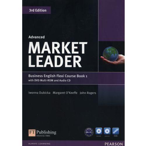 Market Leader 3ed Advanced. Flexi Course Book 1 (156 str.)