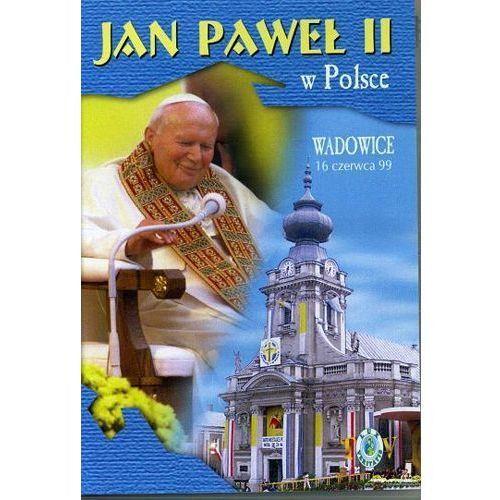 Fundacja lux veritatis Jan paweł ii w polsce 1999 r - wadowice - dvd