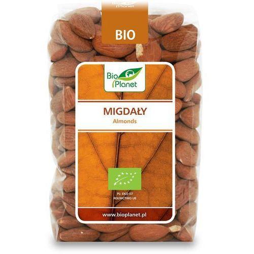 Bio planet : migdały bio - 350 g (5907814664068)