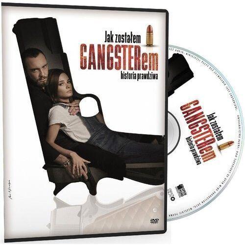 Agora Jak zostałem gangsterem. historia prawdziwa dvd - maciej kawulski (5903111494957)