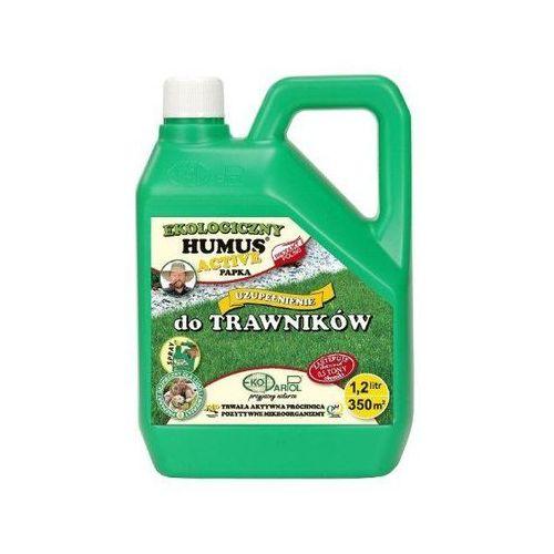Ekodarpol Biohumus 1,2l active do trawników uzupełnienie