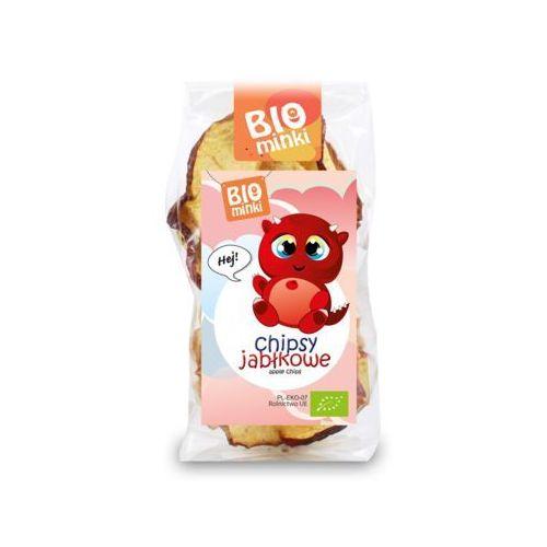 Chipsy jabłkowe BIO dla dzieci 30g