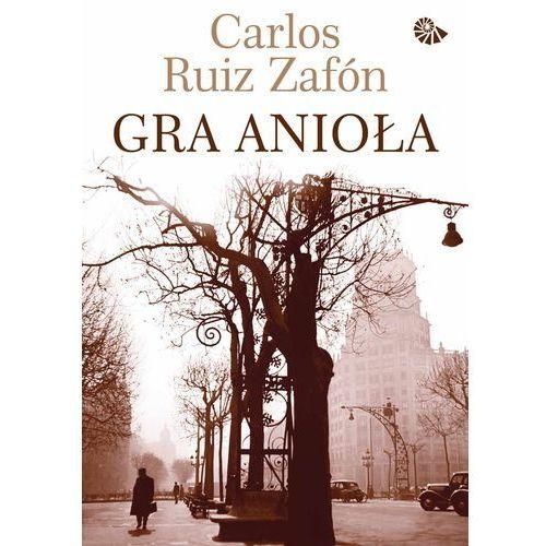 Gra Anioła - Carlos Ruiz Zafon (MOBI) (523 str.)