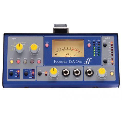 Focusrite ISA One Analogue przedwzmacniacz mikrofonowy