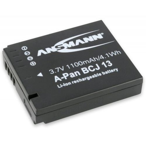Ansmann Akumulator do panasonic a-pan dmw bcj 13 (1100 mah) (4013674015863)