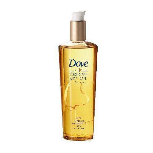 Dove Advanced Hair Pure Care Dry Oil Lekki olejek do włosów 100ml - produkt dostępny w ezebra.pl