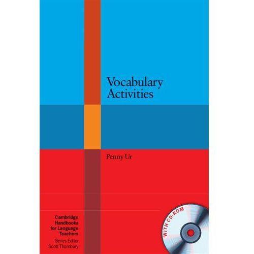 Vocabulary Activities + CD. Cambridge Handbooks for Language Teachers, oprawa miękka