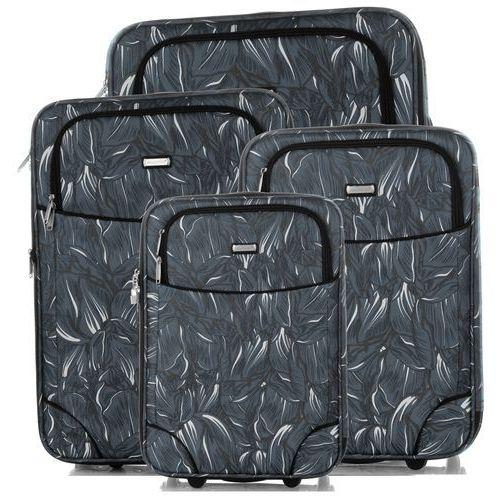 6b48a973ea06d Unikatowy Zestaw Walizek 4w1 renomowanej marki Madisson Multikolor - Czarny  (kolory) 499,00 zł Szukasz lekkich i solidnych walizek, które pozwolą Ci ...