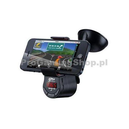 Uchwyt samochodowy z ładowarką samochodową nadajnik FM do Caterpillar Cat B10, B15 i B15Q - sprawdź w wybranym sklepie