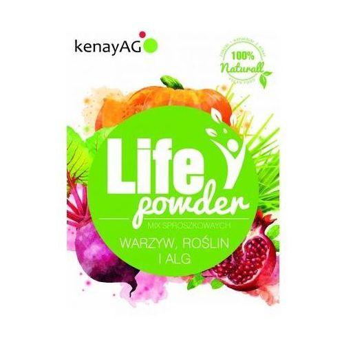 Kenay ag Life powder mix warzywno-roślinny 50g