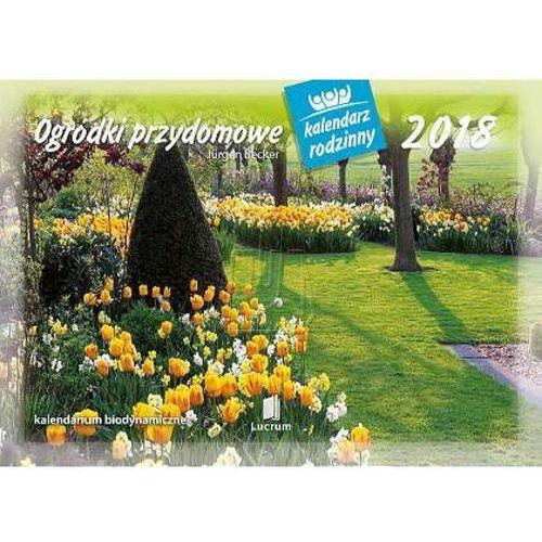 Kalendarz rodzinny 2018 WL 11 Ogródki przydomowe, WL11