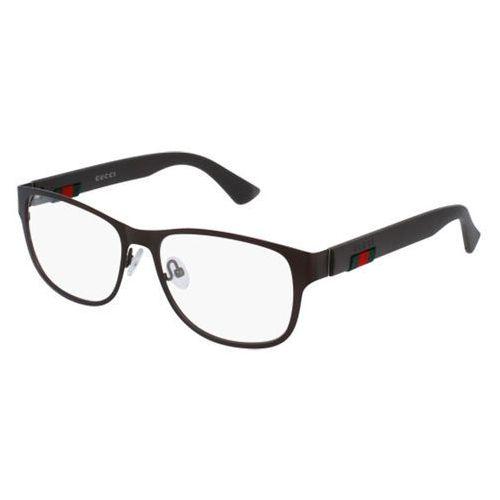 Okulary korekcyjne gg0013o 004 marki Gucci