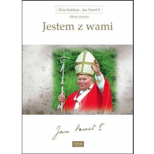 Telewizja polska s.a. Jan paweł ii. album 4: jestem z wami (5902600064275)