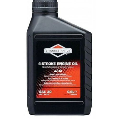 Olej do glebogryzarki sae 30 0,6 l marki Briggs&stratton