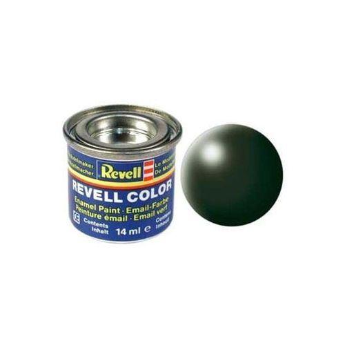 Farba olejna - Dark Green Silk nr 363 / 14ml Revell 32363, 32363