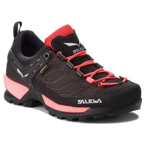 Trekkingi - mtn trainer gtx gore-tex 63468-0981 black out/rose red, Salewa, 36-40