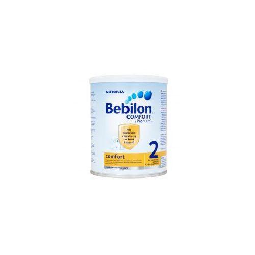 Bebilon Comfort 2 z Pronutraˢ Dietetyczny środek spożywczy powyżej 6. miesiąca życia 400 g (mleko dla dzieci)