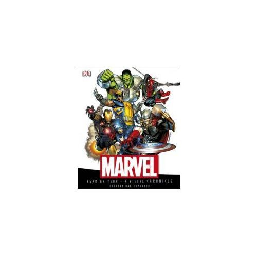 Marvel Year by Year a Visual Chronicle, Jane Austen