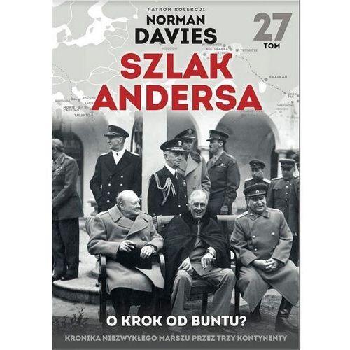 Szlak Andersa T.27 O krok od buntu (96 str.)