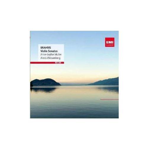 Warner music Anne-sophie mutter - red line - violinsonatas 1-3