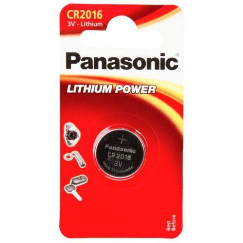 bateria litowa cr2016 - 1szt blister marki Panasonic