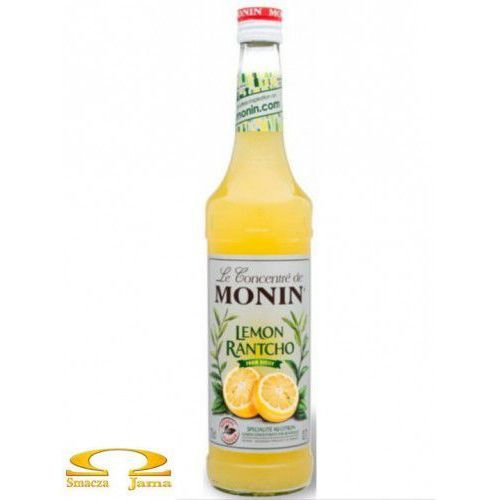 Koncentrat Rantcho Lemon MONIN 1l PET, 1910