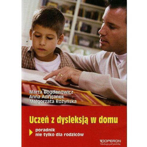 Uczeń z dysleksją w domu - Wysyłka od 3,99 - porównuj ceny z wysyłką, OPERON