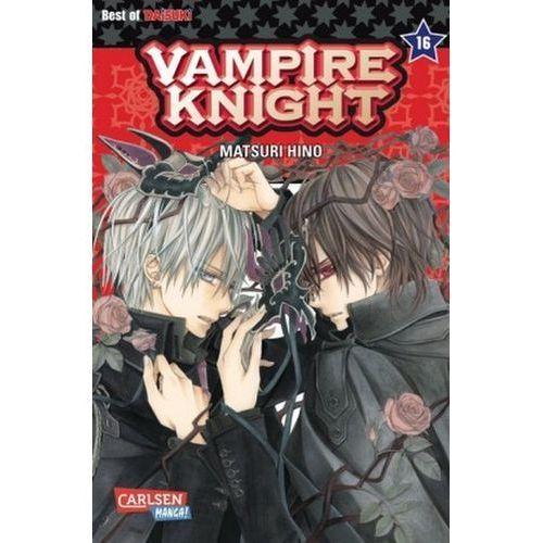 Vampire Knight. Bd.16 (9783551753274)