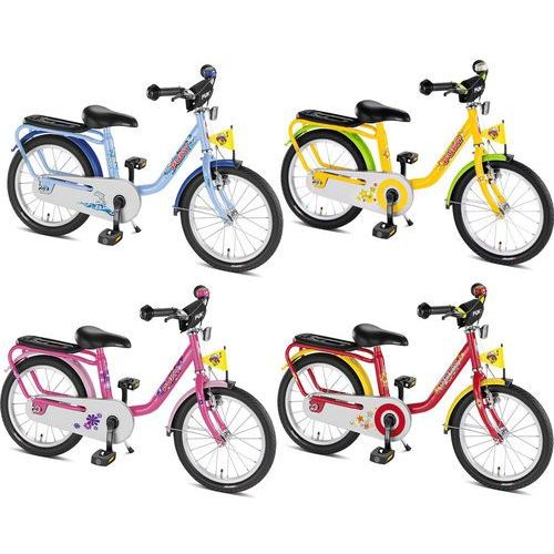 Rower Puky Z 6 z kategorii [rowery dla dzieci]