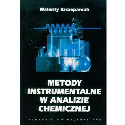 Metody instrumentalne w analizie chemicznej (414 str.)